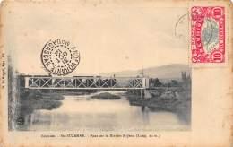 LA REUNION - Topo / Sainte Suzanne - Pont Sur La Rivière St Jean - Défaut - Réunion