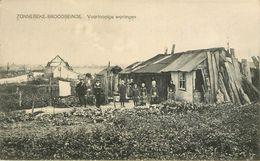 Zonnebeke Broodseinde : Vooorloopige Woningen - Belgium
