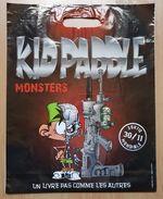 Sac/zak Midam Kid Paddle - Livres, BD, Revues