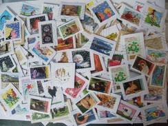 200 Timbres De France Avec Les Dernières Nouveautés - Stamps