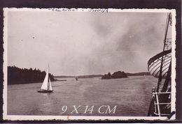 1939 Sweden Photo Foto Original Island Yacht Lot #11207 - Suecia