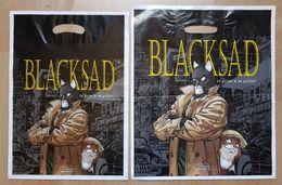 2x Sac/zak Blacksad Le Polar A Sa Griffe Guarnido (Dargaud) - Livres, BD, Revues