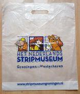 Sac/zak Tom Poes (Toonder) Franka (Kuijpers) [Het Nederlands Stripmuseum] - Livres, BD, Revues