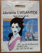 Sac/zak Librairie L'Atlantide (Crisse) - Livres, BD, Revues