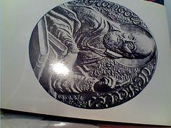 ROMA-ESPOSIZIONE Cartolina MEDAGLIA RELIGIOSA S SAN FRANCESCO DI SALES DI G SIMON  N1963 GG16371 - Museums