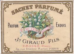 (16)  Enveloppe Ancienne Parfum Jn GIRAUD Fils à GRASSE - Grasse