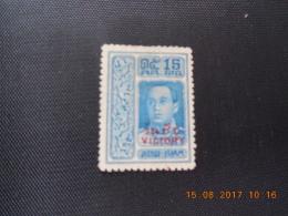 Thailand / Siam / Stamps /sevios ( (*) * Or **) - Siam