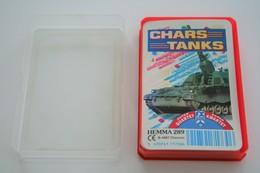 Speelkaarten - Kwartet, Tanks, Hemma 289, *** - - Cartes à Jouer Classiques