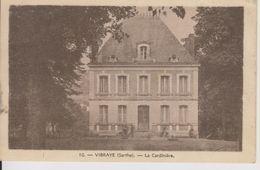 D72 - VIBRAYE - LA CARDINIERE - Vibraye