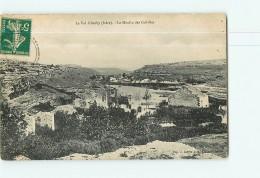 Le VAL D' AMBY - Vue Sur Le MOULIN Des GOBILLES - Environ De Crémieu - 2 Scans - Frankreich
