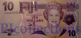 FIJI 10 DOLLARS 2007 PICK 111a UNC - Fidji