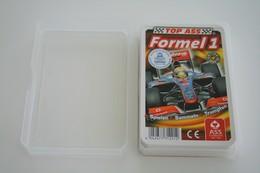 Speelkaarten - Kwartet, Formel 1, Nr. -, 2009, TOP ASS, *** - - Barajas De Naipe