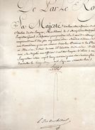 De Par Le Roy Louis XV (prix Baissé) - Documents Historiques