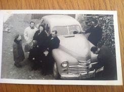 Latvia Car 1955-65 - Coches