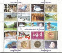 KOS 2006 PROGRAMS, KOSOVO, MS, Used - Kosovo