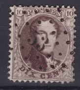 N° 14  LP 53 BRAINE LE COMTE  Coba +8.00 - 1863-1864 Médaillons (13/16)