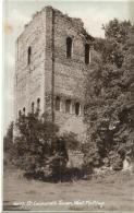 ST Leonard's Tower West Mailling Unused TTB - England