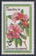 Equatorial Guinea / Guinee Equatorial 1979 Mi 1567 ** Rhododendron Catawbiense : Catawba Rosebay - Planten