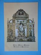 Trittico Marmoreo - Santuario Maria  S.S.ma Santissima Di Giubino - Patrona - Calatafimi - Trapani - Arts