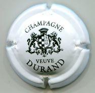 CJ-CAPSULE-CHAMPAGNE DURAND VEUVE N°04 Petites Lettres - Durand (Veuve)