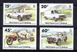 Tristan Da Cunha - 1995 - Local Transport - MNH - Tristan Da Cunha