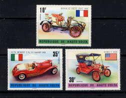 Hte VOLTA - 351/353** - VIEILLES AUTOMOBILES - Opper-Volta (1958-1984)