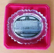 POLAND Paper Weeght Presidential Palace Warsaw  Protocol Gift Palac Prezydencki - Presse-papiers