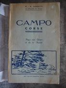 CAMPO   PERETTI   CORSE - Corse