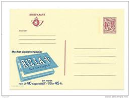 Publibel Neuve N°  2790(papier à Cigarettes  RIZ LA + °  Angoulême ) - Publibels