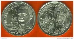 "Romania 50 Bani 2010 ""Aurel Vlaicu"" UNC - Romania"