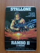 Calendrier De Poche  Stallone,Rambo Ll - Calendarios