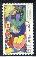 WF 1993 N. 461 Natale MNH Cat. € 2.45 - Wallis E Futuna