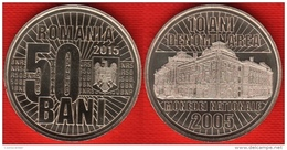 """Romania 50 Bani 2015 """"Redenomination Of The Leu"""" UNC - Romania"""