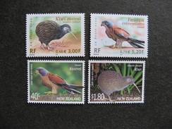 Emmissions Communes 2000: TB Paires Des N° 3360/3361 + Nouvelle Zélande N° 1793/1798, Neufs XX. - Neufs