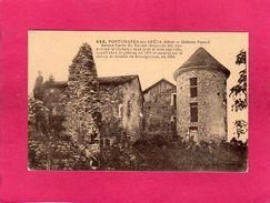 38 ISERE, PONTCHARRA SUR BREDA, Château Bayard (chevalier Sans Peur Et Sans Reproche), (Goutagny) - Pontcharra