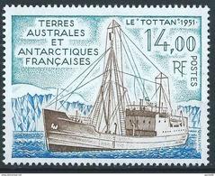 TAAF - 1992 - Navire D' Expédition Polaire - N° 169 - Neuf **  - MNH - Terre Australi E Antartiche Francesi (TAAF)