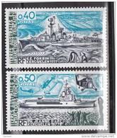 TAAF - Terres Australes Et Antartiques Françaises - N° 74/75 - MNH - Terre Australi E Antartiche Francesi (TAAF)