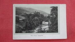 River Scene Warburton   Ref 2660 - Altri