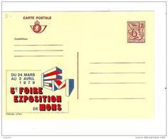 Publibel Neuve N° 2718 F (5* Foire Expo De MONS) - Stamped Stationery