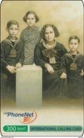 Thailand Phonecard PhoneNet   H.M. King's Mom Family - Thaïland