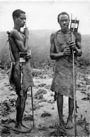 RUANDA URUNDI - V / Indigènes Avec Carnet D'identité - Ruanda-Urundi