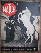"""MATCH : 1939 : AVIATION . LE BAGNE . LE CROISEUR """"EMDEN"""" . CIRQUE . ALLEMAGNE . ACTUALITES . Etc ... - Newspapers"""