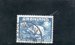 GROENLAND 1938-46 O - Groenlandia