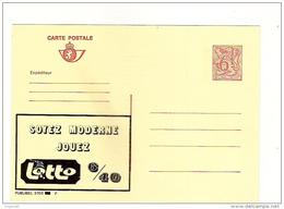 Publibel Neuve N° 2702 (Soyez Moderne Jouez  LOTTO) - Stamped Stationery