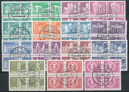 DDR Ab Nr. 1859 'Aufbau' Im Kleinformat - Gebraucht