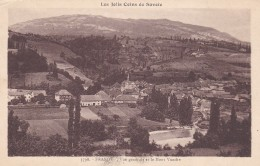 E11 - 74 - Frangy - Haute-Savoie - Vue Générale Et Le Mont Vuach - N° 3798 - Frangy
