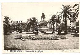S6568 - P.Independencia - Monumento A Artigas - Uruguay