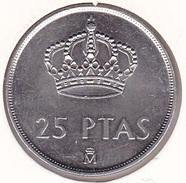 Spain - 25 Pesetas 1983 - UNC - [ 5] 1949-… : Royaume