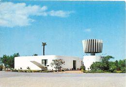 A262 - POSTAL - MARBELLA - O. S. EDUCACION Y DESCANSO - CIUDAD SINDICAL - EDIFICIO DE RECEPCCION - Málaga