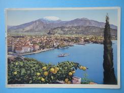 Riva Del Garda - Trento - Panorama - Edizione Brunner 310-101 - Trento